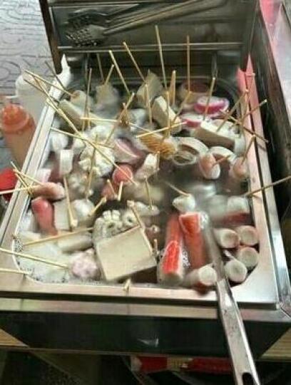 迪火 电热关东煮机器商用麻辣烫设备家用串串香煮丸子鱼蛋机 9格6L锅 晒单图