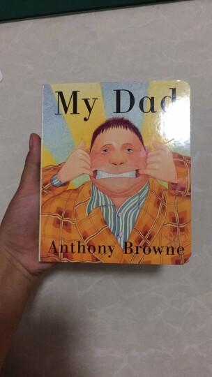 廖彩杏英文纸板书 棕熊你看到了什么 Brown Bear Brown Bear What Do You See?童趣绘本学前教育 晒单图