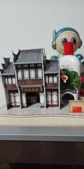 乐立方 3D立体拼图模型 浓厚文化风情系列 W3148越南咖啡馆 晒单图