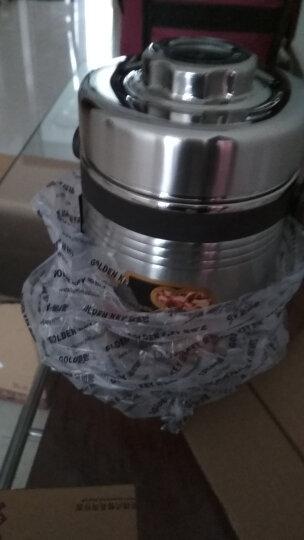 金钥匙(GOLDEN KEY)304保温提锅 2.5L直型防溢真空不锈钢饭盒 保温桶 GK-R2500T 晒单图