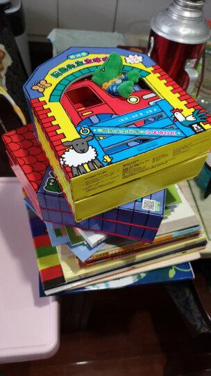 鳄鱼先生立体书:基础认知(中英双语  套装共8册) 晒单图
