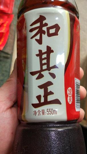 达利园 和其正 凉茶饮料 550ml*15瓶 整箱装 晒单图