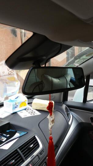 卡仕达 镜智能后视镜汽车专用声控车载GPS导航仪双镜头高清行车记录仪云电子狗多功能一体机 标配+无线外置胎压 其它车型咨询客服 晒单图