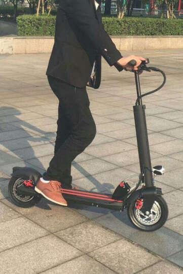 10寸成人可折叠电动车 便携代驾代步车 36V/48V锂电池 联系客服定制 续航 颜色 个性需求 晒单图