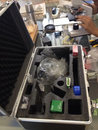 BELONA / 贝朗 生物显微镜内置数码一滴血检测仪螨虫检测仪水产学生便携金属接电脑 4 官方标配+采集卡 看螨虫或水产(可接电视电脑) 晒单图