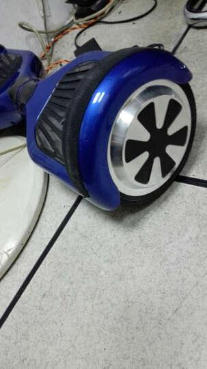 SJF 成人智能双轮电动平衡车思维车体感车独轮车代步车迷你自平衡车火星车儿童扭扭车两轮2轮 N3白色标准版(6.5寸+礼包) 晒单图