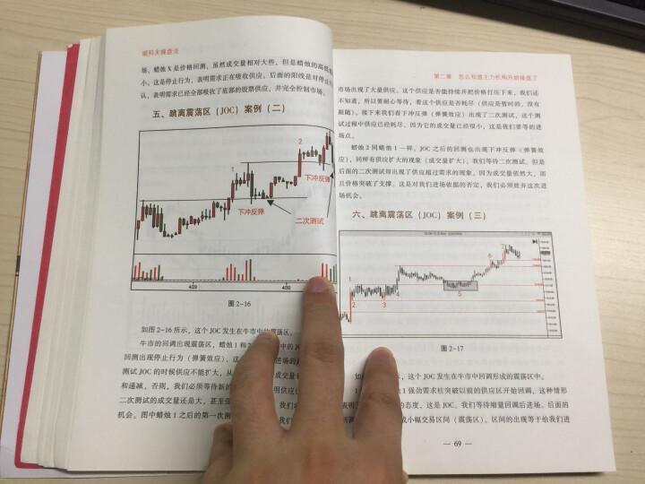 威科夫操盘法:华尔街大师成功驾驭市场超过95年的秘技 晒单图