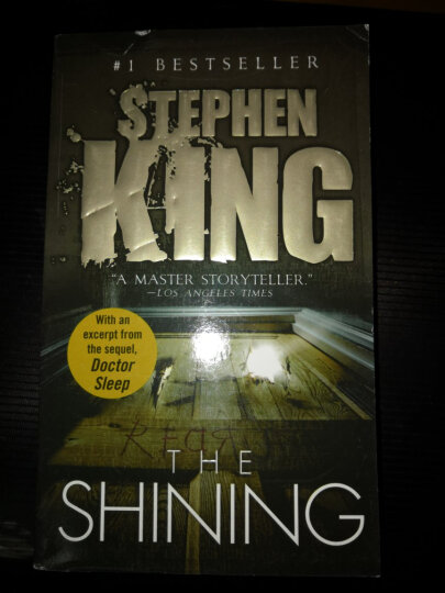 The Shining闪灵 英文原版 晒单图
