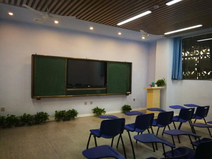 倚昌(YICHANG) 多媒体教学一体机会议培训触摸大屏电子白板电视电脑教育平板幼儿园触摸一体机壁挂 55英寸触摸一体机-大支架落地款 J1900/4G/64G固态+500G机械 晒单图