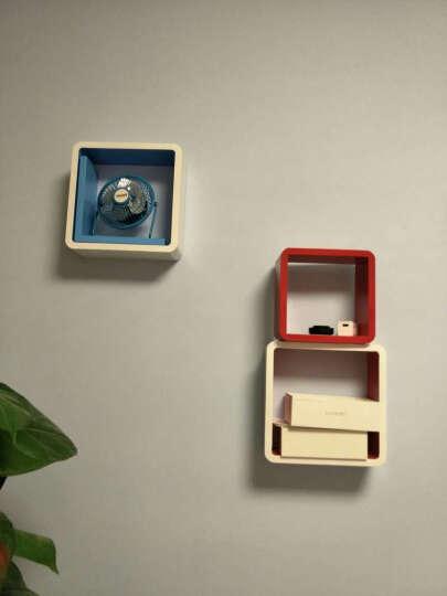 森昊家居 创意字母LOVE隔板墙上置物架电视背景墙上装饰架搁板 套餐场景L 250*250*90 晒单图