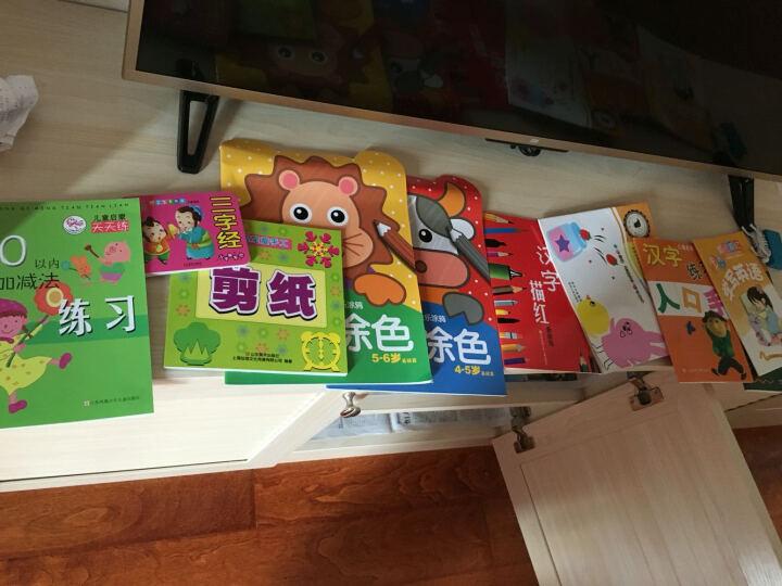 宝宝爱手工剪纸 幼儿图书 手工书 早教书 儿童书籍 晒单图
