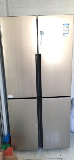 统帅(Leader)475冰箱型风冷无霜乐享金全新外观 变频智能wifi干湿分储 475升 晒单图