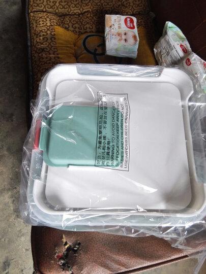 美瓷(MYCERA)陶瓷刀具砧板套装厨具四件套 切片刀 瓜果刀 削皮器(薄荷绿)TC03M 晒单图