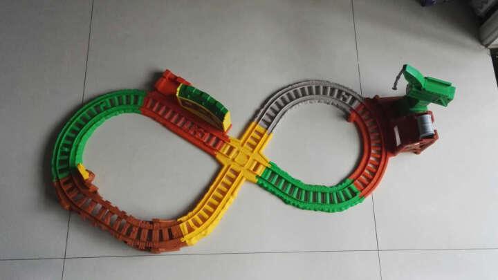 托马斯和朋友(Thomas & Friends) 男孩小火车玩具 电动系列之雪地大冒险轨道套装DHC78 晒单图