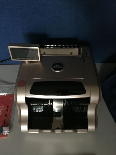 chuanwei川唯 小型便携式点钞机T17B类银行专用 智能语音商用家用验钞机新版币收银数钱机 四屏土豪金B类 晒单图