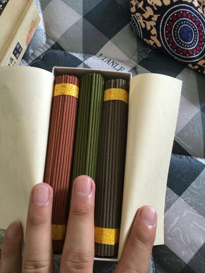 梅薰堂 日本进口室内熏香天然白檀沉香伽罗线香 安神室内卧香供礼佛香 晒单图