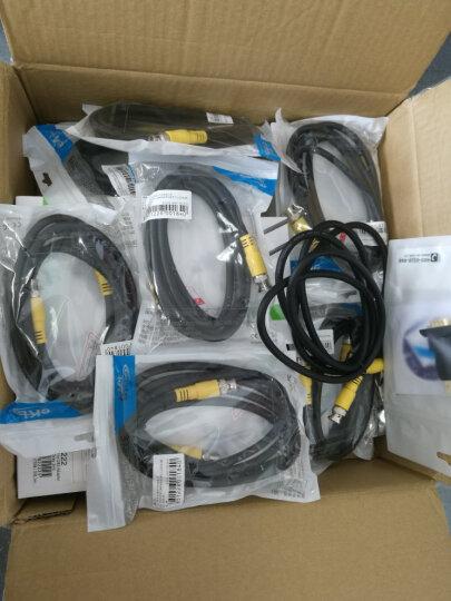 eKL 高清SDI线 75-5接口BNC线 摄像头传输Q9监控视频线 硬盘录像机同轴线2米 晒单图