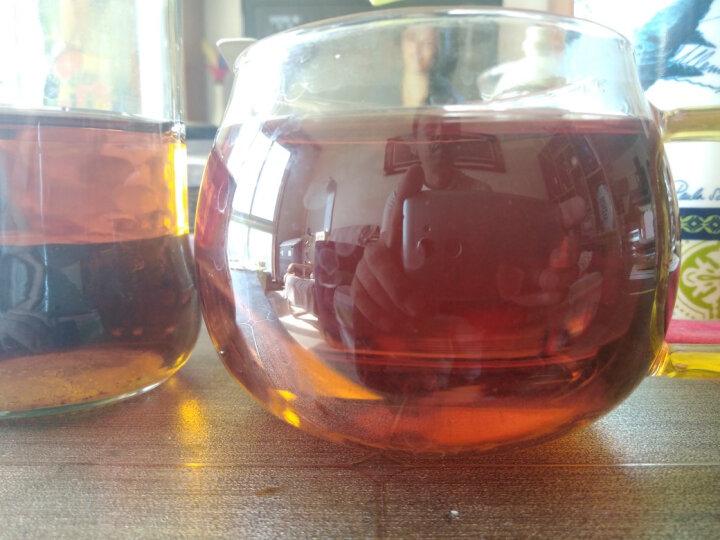 凤牌茶叶 中华老字号  红茶 云南凤庆滇红茶 特级松针工夫红茶 100g 晒单图