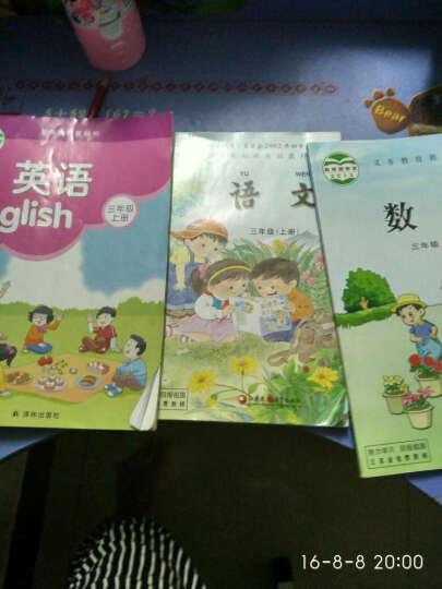 小学课本三年级 3年级上册语文数学英语苏教版共3本 标准教科书教材
