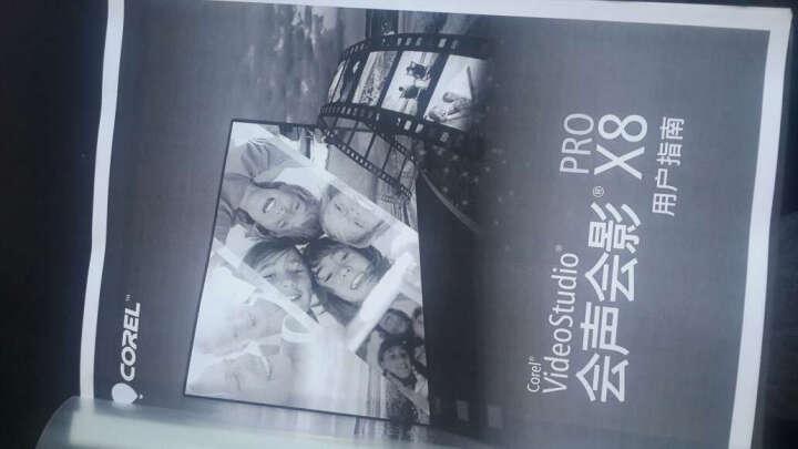 会声会影 X8 18专业版 Corel视频剪辑软件 简体中文版 送素材 下载版 需邮寄发票 需联网激活 晒单图