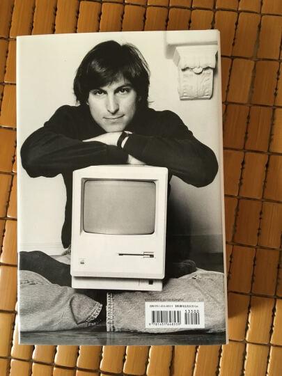 Steve Jobs 乔布斯传 英文原版 美版 自传 苹果教父 史蒂夫·乔布斯 晒单图
