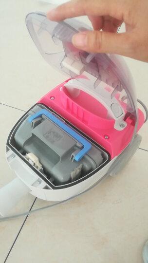 松下(Panasonic)吸尘器MC-8L34HRJ81小型家用大吸力卧式系列(桃红色) 晒单图