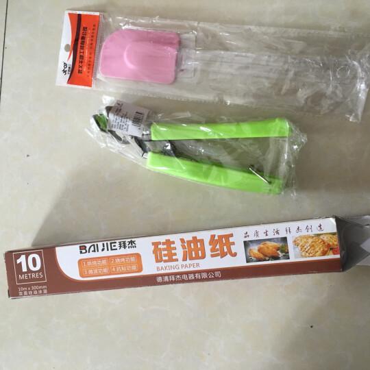 千团精工 耐高温 长柄硅胶刮刀 奶油刮刀 搅拌刀(软质) 晒单图