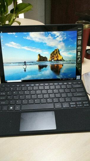 宏碁(acer) 宏基SA5-271触控屏笔记本12.5英寸PC二合一平板电脑 i5-7200U 8G 512固态带键盘触控笔 晒单图