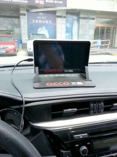 艾酷360度全景影行车记录仪高清夜视四路摄像头泊车辅助系统3D版 2+32G大屏全景一体机+包安装 晒单图