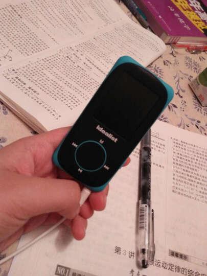理想星(ldealist)mp3播放器学生迷你随身听运动MP3 HIFI无损音乐播放器 红色4G 晒单图