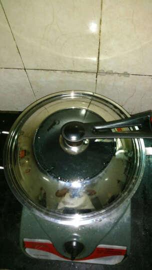 美的(Midea) 炒锅不粘锅无油烟平底锅煎锅电磁炉带盖长柄加厚复底炒菜锅具CL32K3 晒单图