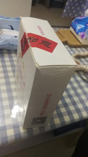 纤思花妤 花茶 茶叶 水果茶 花草茶 巴黎香榭 花果茶360g/2盒 晒单图