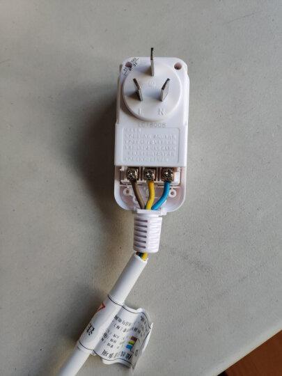 飞羽NB-KL3C 热水器空调 电热水龙头 配件 南岛漏电保护插头 10A 晒单图