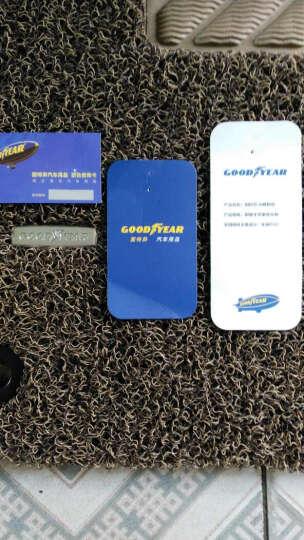固特异(Goodyear)丝圈汽车脚垫 飞足系列 适用丰田致炫/雷凌/凯美瑞/卡罗拉/RAV4脚垫 厂家直发 米粽 晒单图