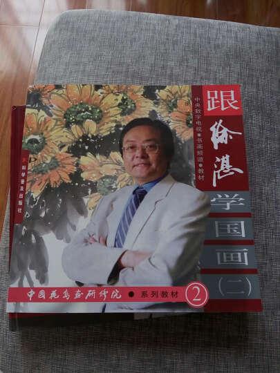 跟徐湛学国画第一册(书+DVD)+第二册(书+DVD) 共四册 晒单图