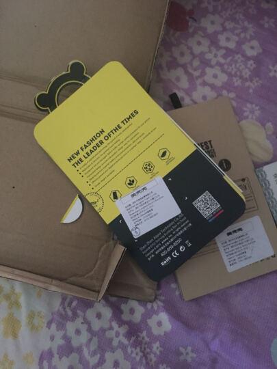 【买三免一】摩梵欧 iPhone6S手机壳指环支架防摔保护套 适用于苹果6S/6Plus 5.5英寸(粉色收音机) 晒单图