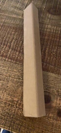 寶品坊 25根 L型 纸护角条40*40*4mm 纸包角包角条防撞纸纸箱家电家具护角带 25根(40*40*4mm) 晒单图