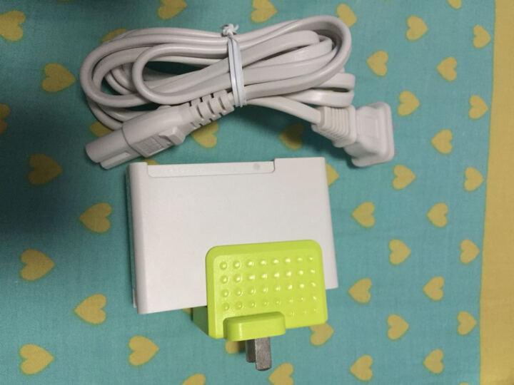 ON 4USB(5V4A)插座 苹果安卓小米华为平板 1A2A快充/电源适配器/充电器/插头 送延长线 绿色 HOU1441G 晒单图