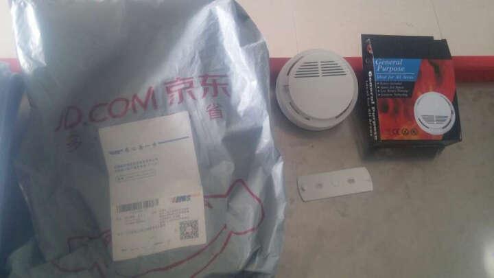 烟雾报警器3C消防火灾探测器家用烟雾感应器独立式烟感器CCC认证 晒单图