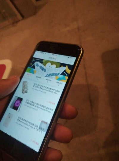 哈马 苹果6s积木手机壳保护套全包防摔硬壳创意DIY定制适用于iPhone 6/6Plus 4.7英寸积木硬壳-红底圣诞树 晒单图