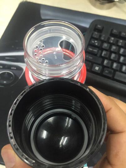 乐扣乐扣 国家脸谱娃娃杯 创意防漏运动水壶 果汁杯 水杯 杯子 塑料杯 430ml HLC667C 晒单图