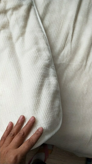 南极人(NanJiren)棉花被加厚双人秋冬被芯棉冬被棉被长绒棉被子褥子 晒单图