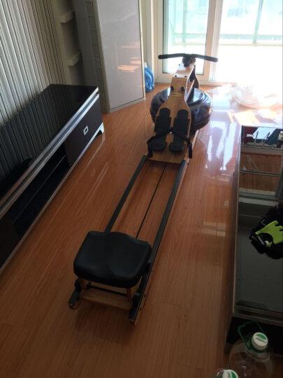 mobifitness莫比家用划船器MR622 纸牌屋商用智能水阻划船机健身运动器材 莫比划船器 晒单图