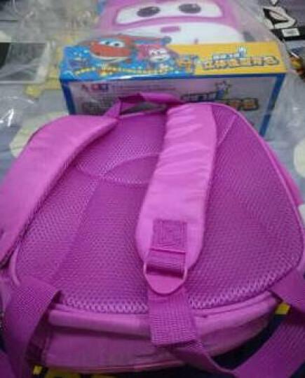 奥迪双钻(AULDEY)超级飞侠幼儿园儿童小学生书包双肩包-小爱立体造型背包 710062 儿童玩具 新年礼物 晒单图