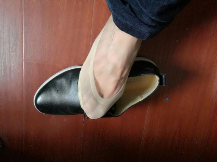时猫 袜子女士秋冬季加厚竹纤维保暖浅口半毛圈短袜 含90%棉 混色-5双 均码(36-40) 晒单图