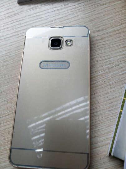 蓝琼手机壳金属边框保护外壳手机套 适用于三星A7100/2016版a5/a7/A5100 三星A5100-尊享版-土豪金-5.2英寸 晒单图