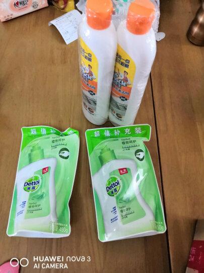 滴露Dettol 健康抑菌洗手液 植物呵护 450g 补充装 晒单图