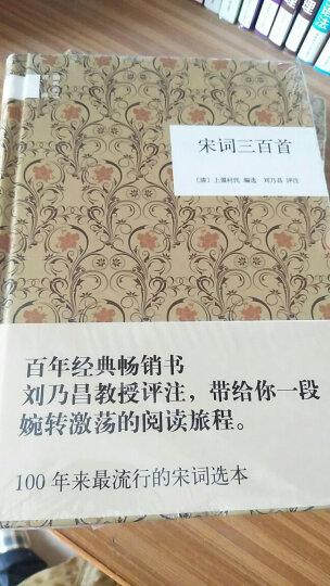 国民阅读经典:宋词三百首(精)  晒单图