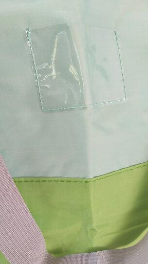 纳纳(nana) 棉被袋幼儿园装被子袋子 手提袋收纳袋搬家袋编织袋 牛津布防水 收纳用品 甜蜜熊头【粉】 大号60*28*45cm=75L 晒单图