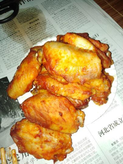 福成鲜到家 黑椒烤翅 1000g 鸡翅中 烧烤食材 晒单图